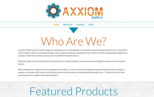 Axxiom Supply