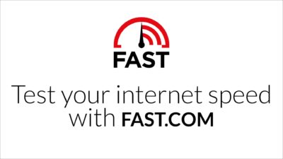 Test your internet speed with this FREE tool