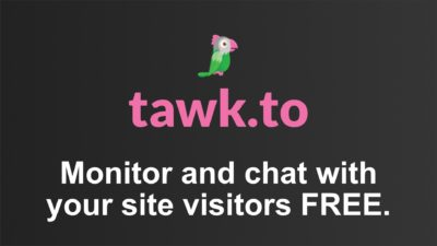 Monitor and chat with your website visitors for FREE